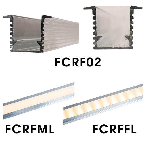 Elation FCRF02 Flex Channel Recessed