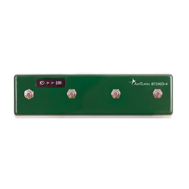 AirTurn BT200S-4 Bluetooth MIDI Controller Pedal