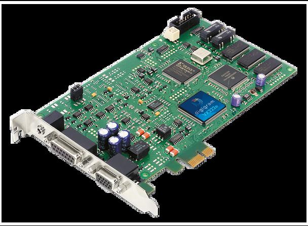 Digigram VX222e Stereo PCM Sound Card