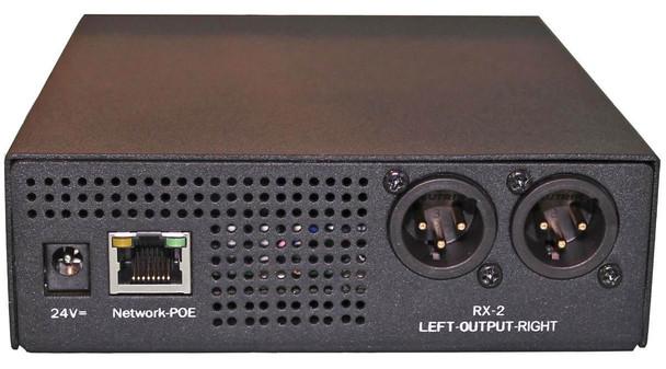 MyMix RX-2 Personal Monitor Rackmixer