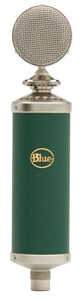 Blue Kiwi Multipattern Condenser Mic + FREE Pop Filter & Quad Cable!