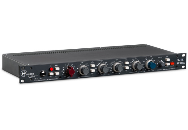 Heritage Audio HA-81A British-Spec Hybrid Channel Strip