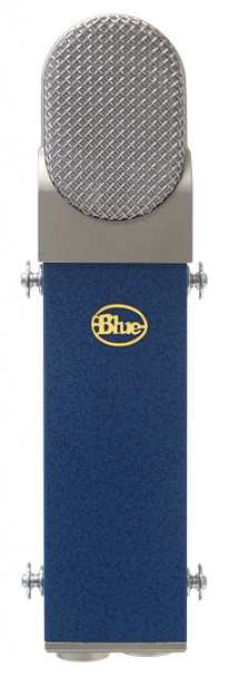 Blue Microphones Blueberry Condenser Microphone + FREE Pop Filter & Quad Cable!
