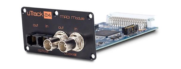 Cymatic Audio MADI Option Card for uTrack24