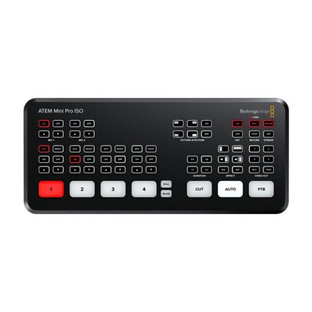 Blackmagic Design ATEM Mini Pro ISO Live Switcher