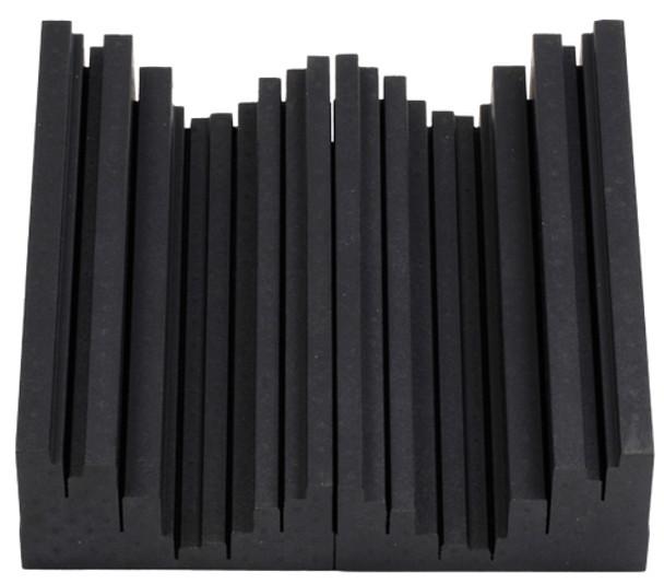 Vicoustic Trap Fuser Diffusion Panel - Black - Case of 6