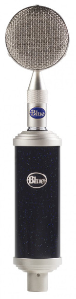 Blue Microphones Bottle Rocket Stage Two Tube Condenser Microphone + FREE Capsule!