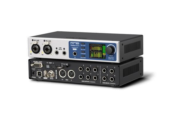 RME Fireface UCX II 40-Channel Advanced USB Audio Interface