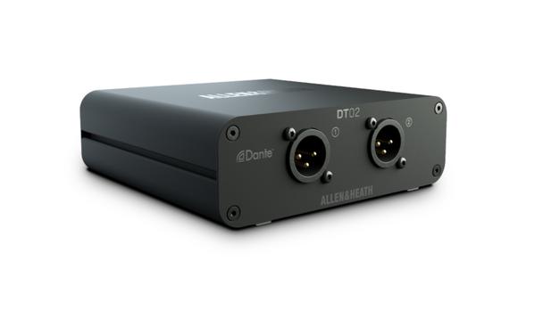 Allen & Heath DT-02 Dante Output Expander