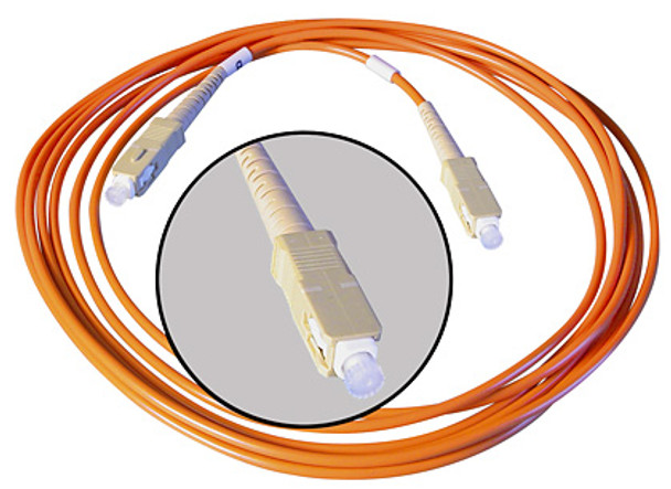 ALVA 1 x SC to 1 x SC Simplex MADI Optical Cable