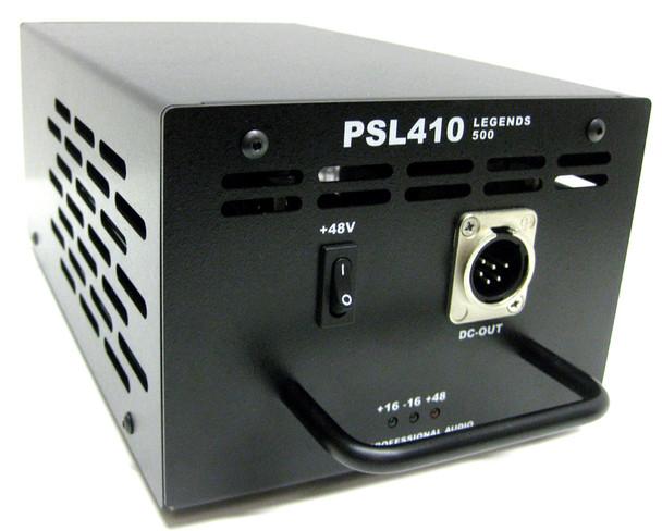 RTZ Professional Audio - PSL410 Single Rack Power Supply
