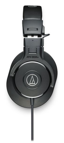 Audio-Technica ATH-M30X Closed-Back Dynamic Monitor Headphones