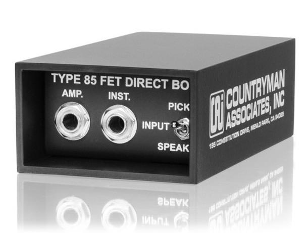 Countryman Associates Type 85 Class A Discrete FET Direct Box