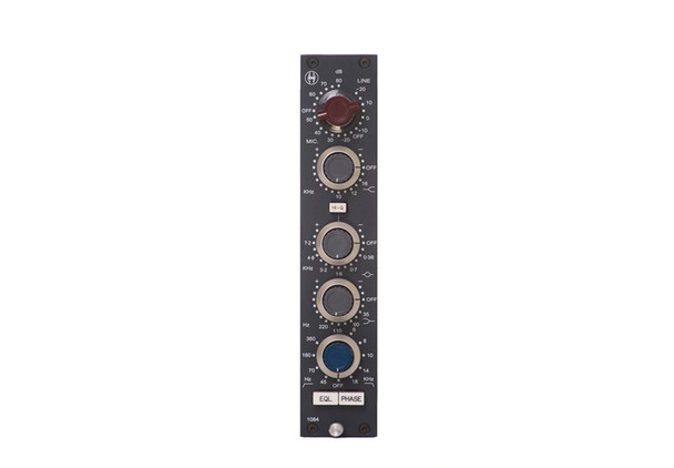 Heritage Audio HA1084 - 80 Series Mic Pre / EQ Module