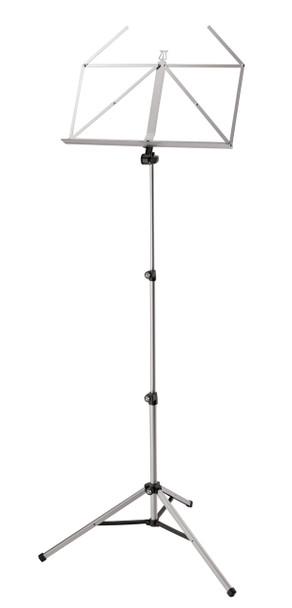Music Stand - Nickel Color