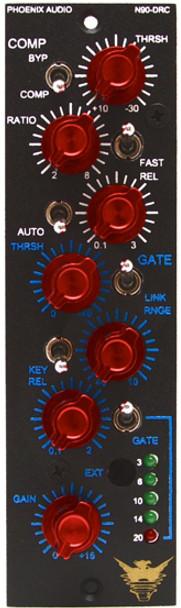 Phoenix Audio N90-DRC David Rees 500 Series Compressor / Gate