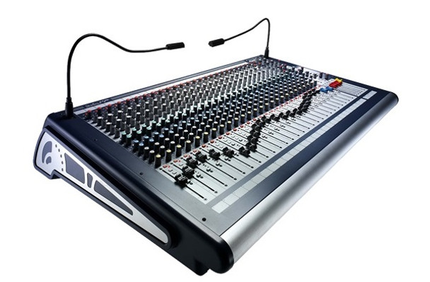 Soundcraft GB2 24-Channel Analog Console - 1
