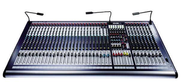 Soundcraft GB4 32-Channel Analog Console - 1(JB0159 lamp is sold separately)