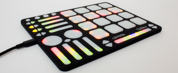 Keith McMillen Instruments QuNeo 3D Multi-touch USB / MIDI Pad Controller