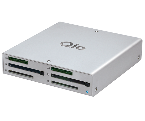 Sonnet Qio Universal Media Reader W/ PCIe Card For Windows