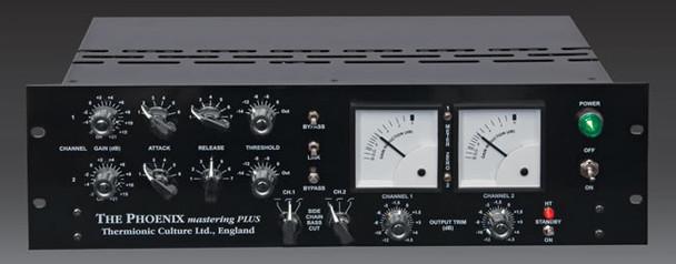 Thermionic Culture Phoenix Master Stereo Mastering Plus Compressor