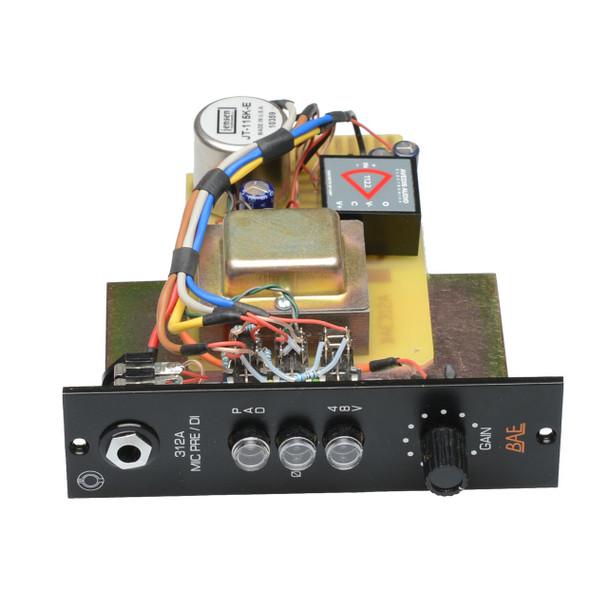 BAE 312A - 500 Series Mic Pre