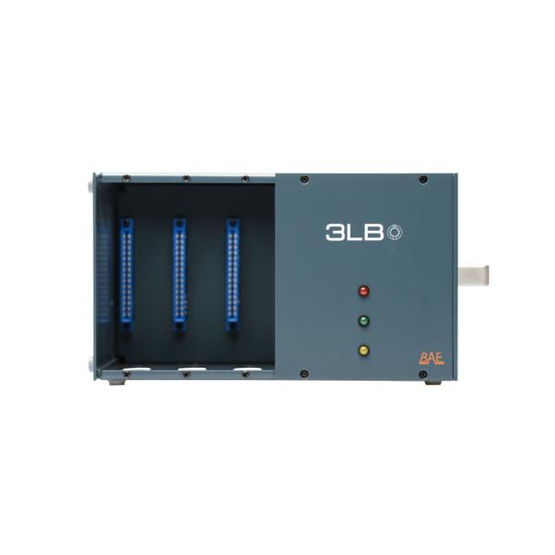 BAE 3LB - 3 Slot Lunchbox Chassis