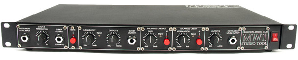 Creation Audio Labs MW1 Studio Tool - Instrument Preamp / Buffer / Boost / Reamp