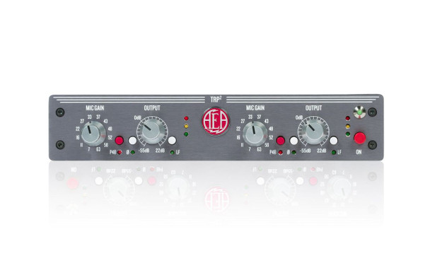 AEA Microphones TRP2 The Original 2-Channel Ribbon Preamp