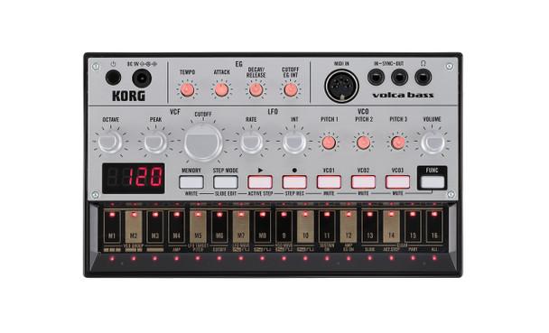 Korg - Volca Bass Analogue Bass Machine