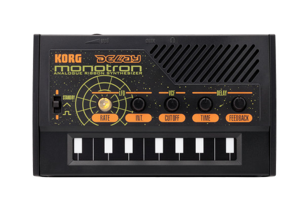 Korg - Monotron Delay Analogue Ribbon Synthesizer
