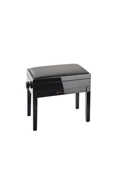 Konig & Meyer 13951 Piano bench with sheet music storage