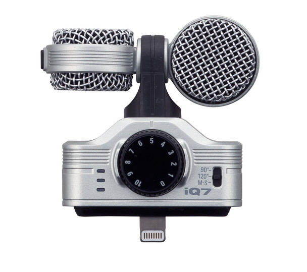 Zoom IQ7 Mid-Side Stereo Mic