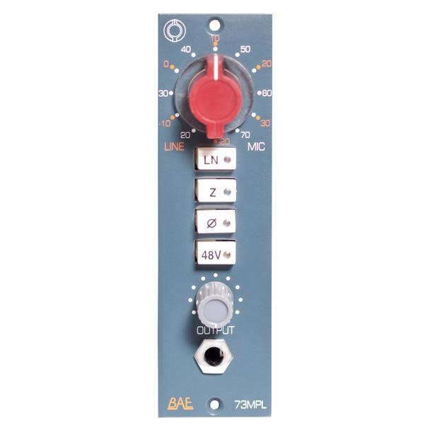 BAE Audio 1073MPL - 500 Series Mic Pre