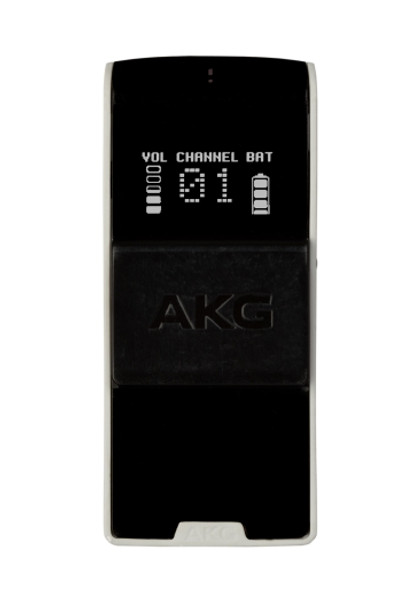 AKG CSX IRR10 Reference Conferencing Infrared Reciever - Front
