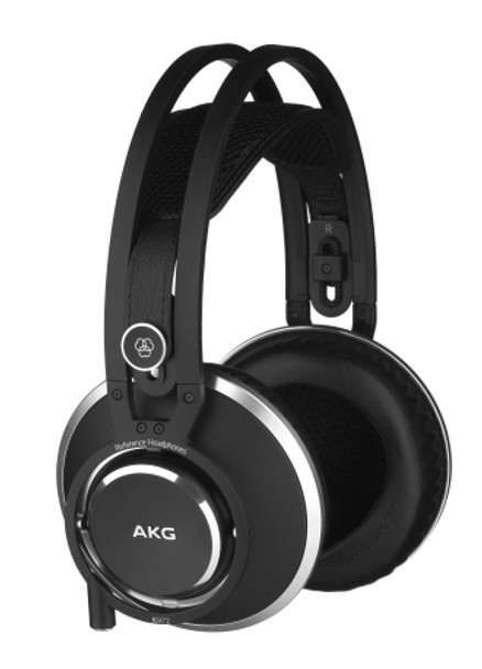 AKG K872 Master Reference Closed-Back Headphoes - main
