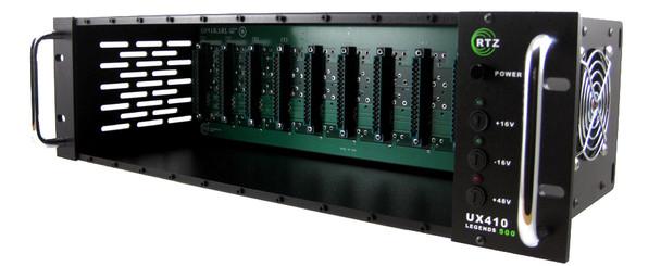 RTZ Professional Audio UX410 - 500 Series Enclosure