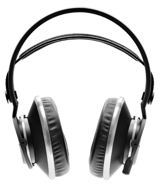 K812 Superior Reference Headphones - front