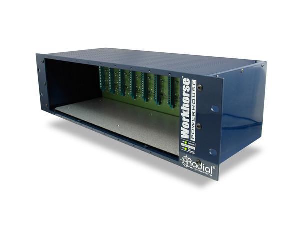 Radial Engineering Workhorse Powerhouse 10-Slot Power Rack