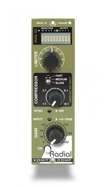 Radial Engineering Komit 500 Series Compressor / Limiter