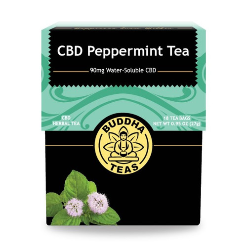 Smooth and pure, clean and invigorating, the flavor profile of our CBD Peppermint Tea will pleasantly surprise and delight.