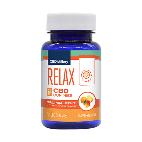 30mg Broad Spectrum CBD Gummies THC Free