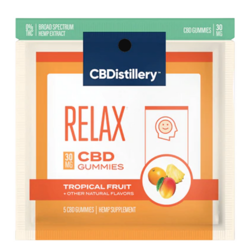 Travel Size: 30mg CBD Daytime Gummies