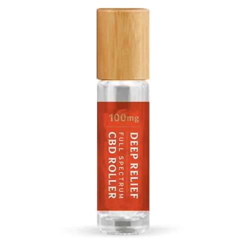 Feel better fast, our Deep Relief Roller contains concentrated relief in a 10ml roller bottle for take-anywhere, on-the-go topical pain relief.