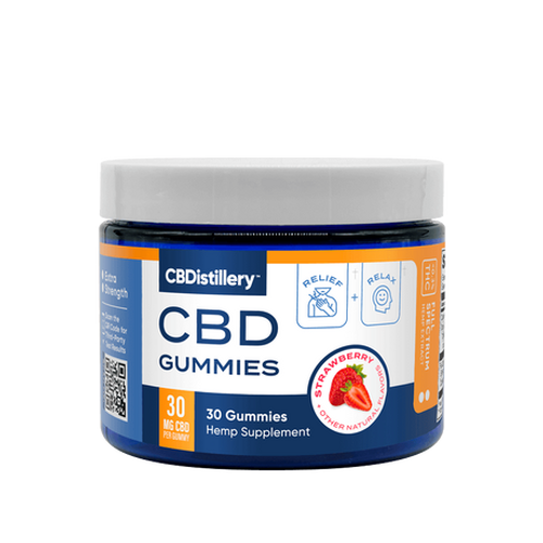 A flavorful way to experience all the health and wellness benefits of hemp-derived full spectrum CBD in delicious natural strawberry flavor.