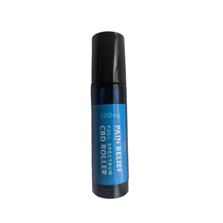 CryBaby CBD Pain Relief Roller provides fast, on-the-go topical pain relief.