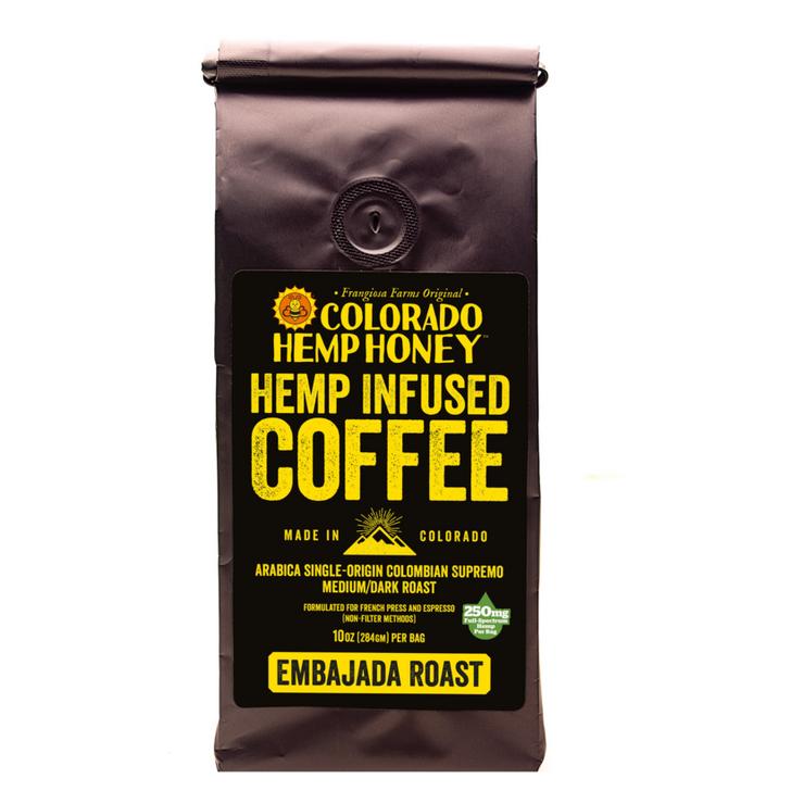 Hemp Infused Coffee 10oz
