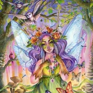 CryBaby CBD at World of Faeries Festival Aug 7 and 8 2021