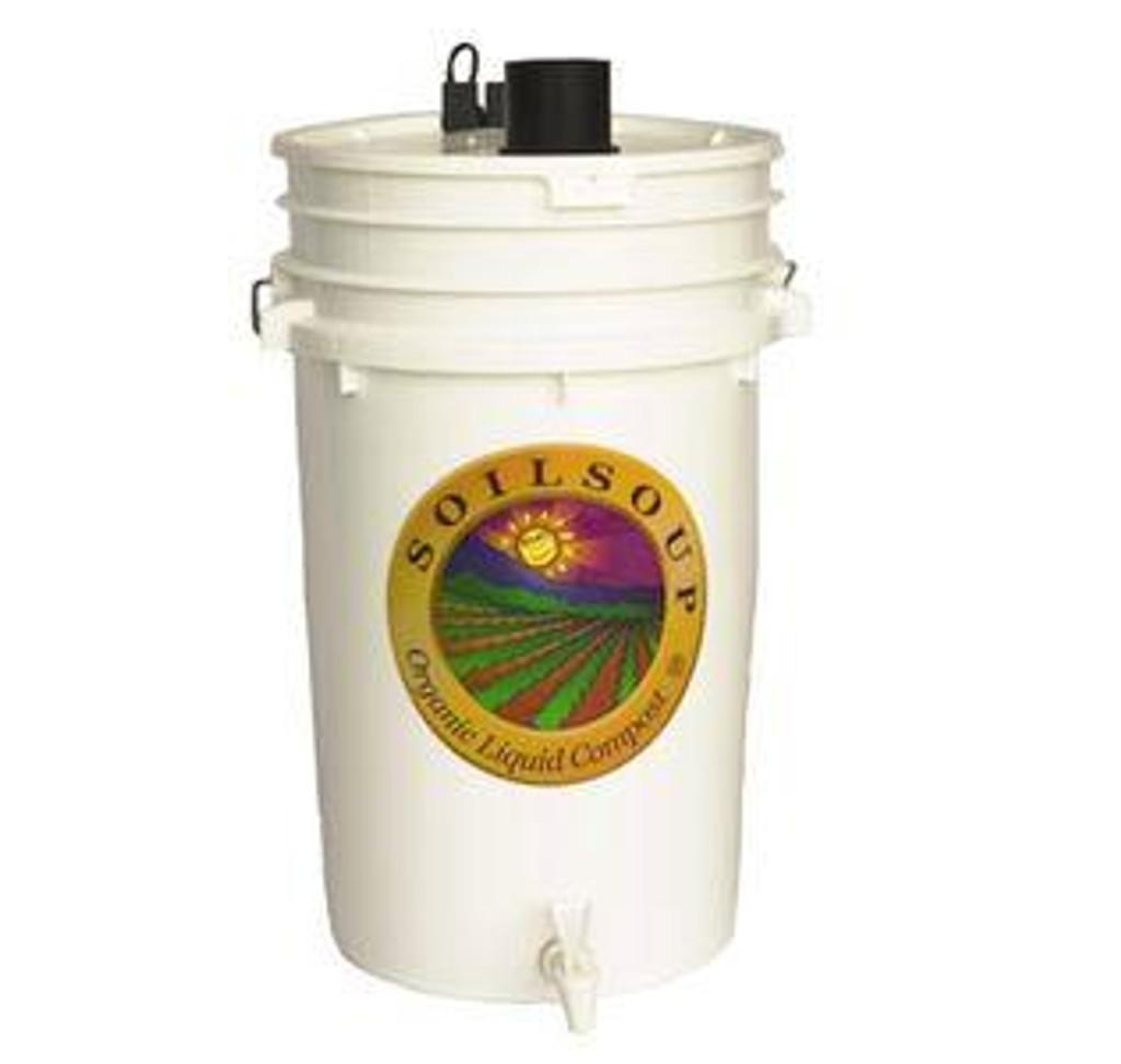 Compost Tea Brewer, 7-Gallon Bucket