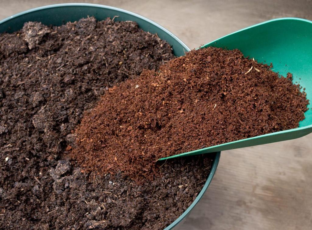 Coconut Coir as Potted Soil Medium